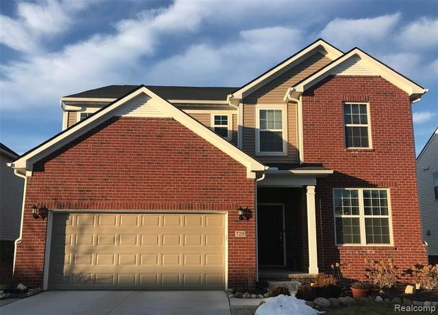 552 Wishing Tree Lane, Pittsfield Twp, MI 48108 (MLS #2200026393) :: The Toth Team