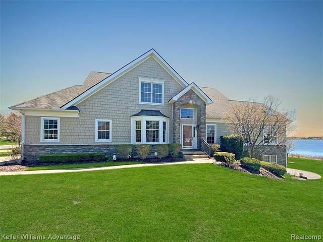 25894 Island Lake Drive, Novi, MI 48374 (#2200028126) :: Duneske Real Estate Advisors