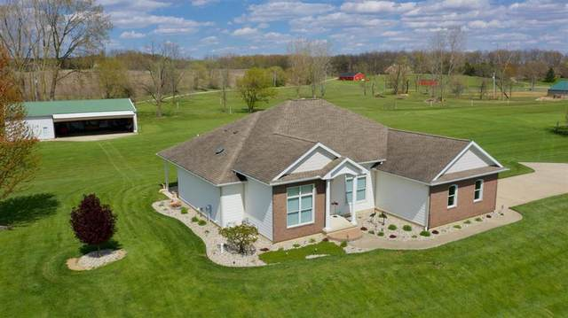 7400 Donegal, Cambridge, MI 49265 (#543272402) :: Alan Brown Group