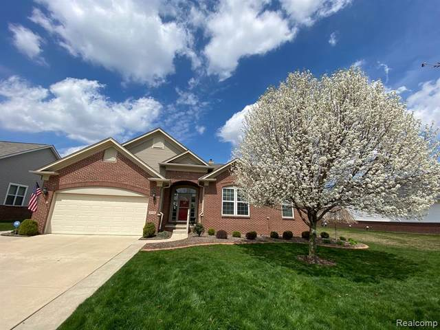27118 Walloon Way, Brownstown Twp, MI 48134 (MLS #2200030224) :: The Toth Team