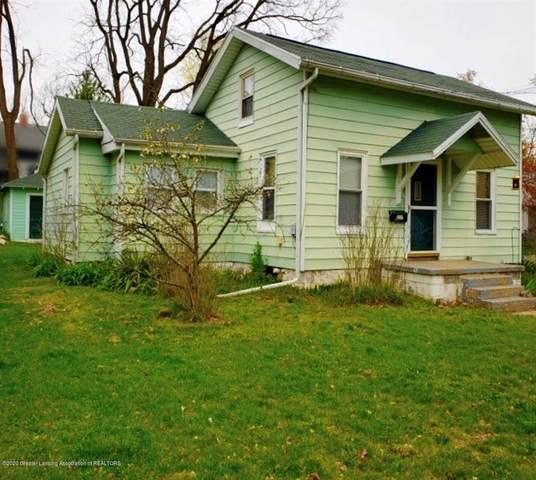 237 E Hamlin Street, Eaton Rapids, MI 48827 (#630000245776) :: The Alex Nugent Team | Real Estate One