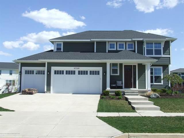 2725 Kittansett Drive, Lansing, MI 48864 (MLS #630000245785) :: The Toth Team