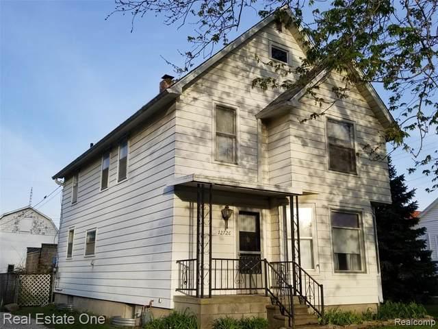 12726 Matthews Street, CARLETON VLG, MI 48117 (#2200031424) :: The Alex Nugent Team | Real Estate One