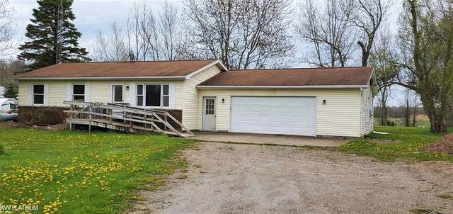 5840 Mortimer Line Road, Croswell, MI 48422 (MLS #58050011143) :: The Toth Team