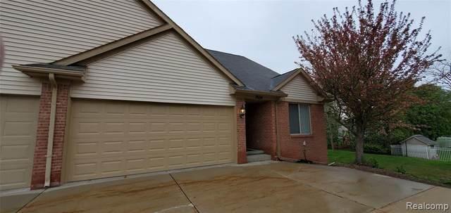 7624 Amanda Circle, Washington Twp, MI 48094 (#2200033418) :: GK Real Estate Team