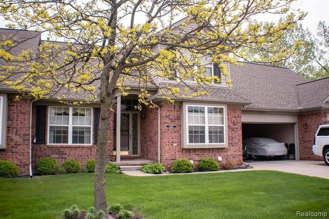 5662 Victory Circle, Sterling Heights, MI 48310 (#2200035370) :: The Mulvihill Group