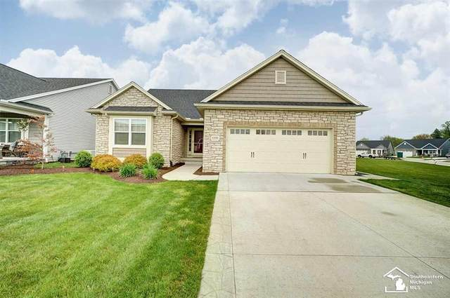 6696 W. Summer Breeze Dr., Bedford Twp, MI 48144 (#57050012156) :: The Mulvihill Group
