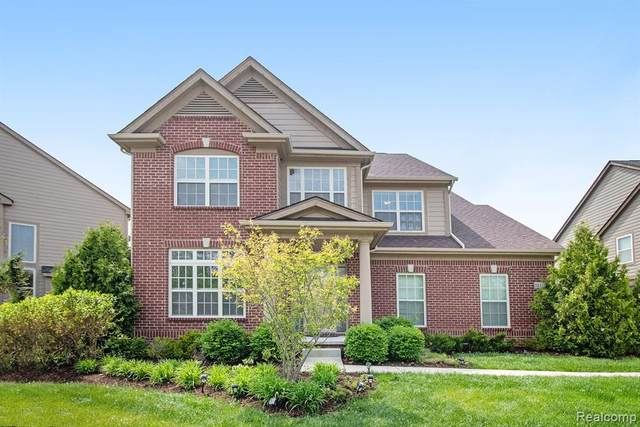 51119 Upland View Street, Canton Twp, MI 48188 (MLS #2200036220) :: The Toth Team