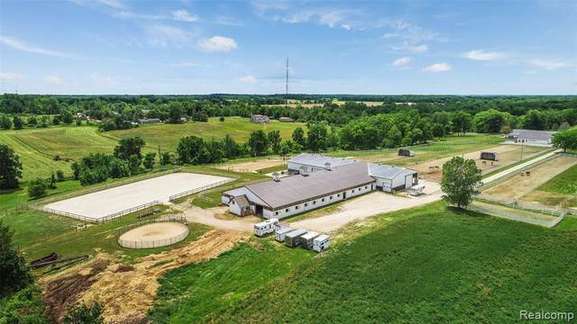10391 Hogan Road, Mundy Twp, MI 48473 (#2200037035) :: Alan Brown Group