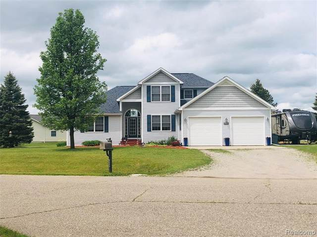 2173 W Fawn Glen Circle W, Mayfield Twp, MI 48446 (#2200037804) :: The Merrie Johnson Team