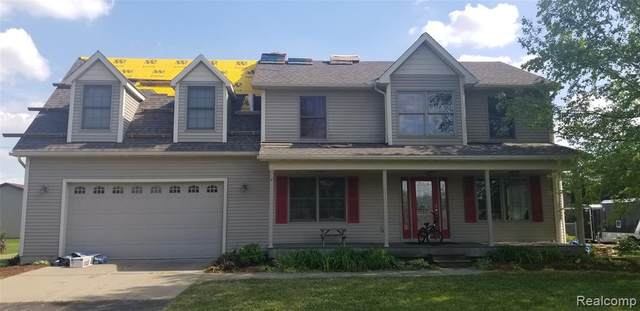 4987 Nichols Road, Aurelius Twp, MI 48854 (#2200037918) :: The Alex Nugent Team | Real Estate One