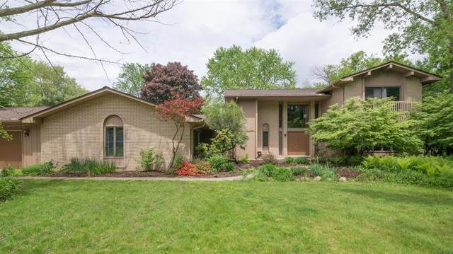 1237 Lincolnshire, Ann Arbor, MI 48103 (MLS #543273490) :: The John Wentworth Group