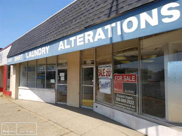 15137 Gratiot, Detroit, MI 48205 (MLS #58050013010) :: The John Wentworth Group