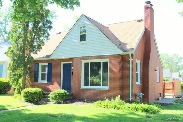 2313 Windemere Avenue, Flint, MI 48503 (#2200039557) :: The Merrie Johnson Team