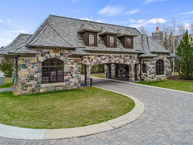 2681 Turtle Shores Drive, Bloomfield Twp, MI 48302 (#2200046035) :: BestMichiganHouses.com