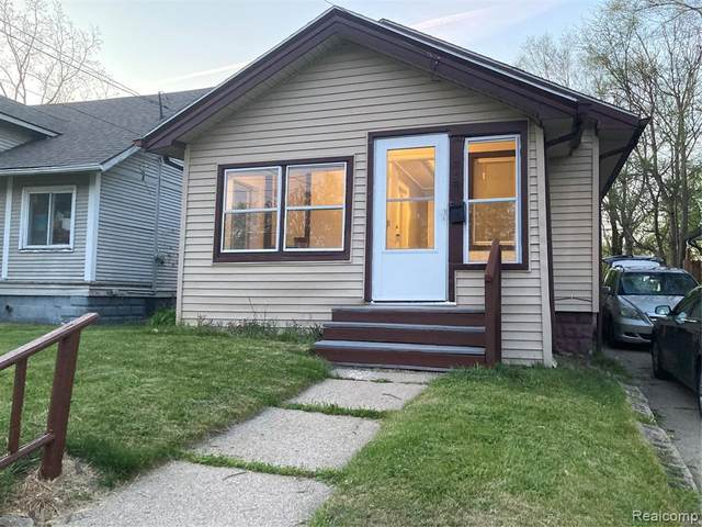 385 Central Avenue, Pontiac, MI 48341 (#2200046254) :: Real Estate For A CAUSE