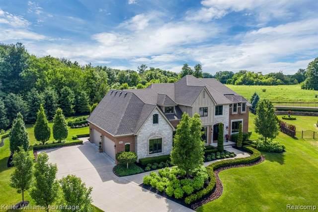 48927 Barola Court, Novi, MI 48167 (#2200047464) :: Duneske Real Estate Advisors