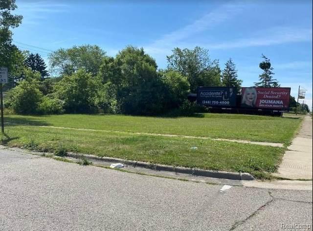 000 Baldwin Avenue, Pontiac, MI 48340 (#2200048346) :: BestMichiganHouses.com