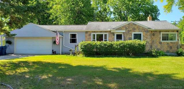 10276 Oak, Goodrich, MI 48438 (#58050015706) :: Alan Brown Group