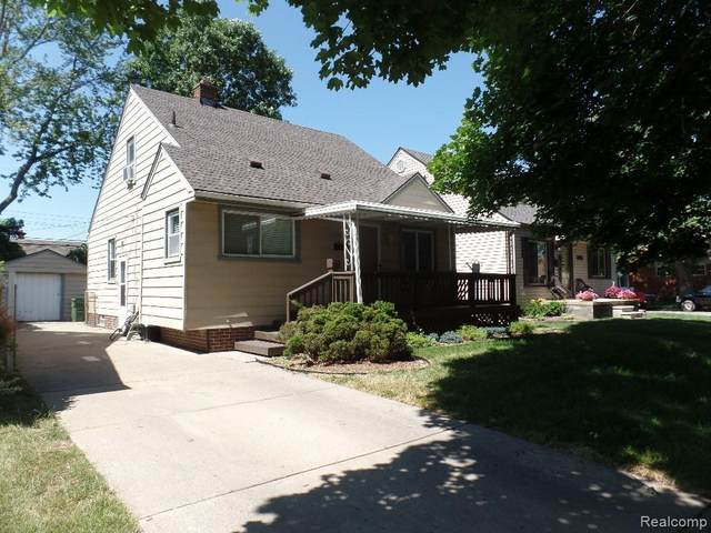 14941 Keppen Avenue, Allen Park, MI 48101 (#2200049532) :: Alan Brown Group
