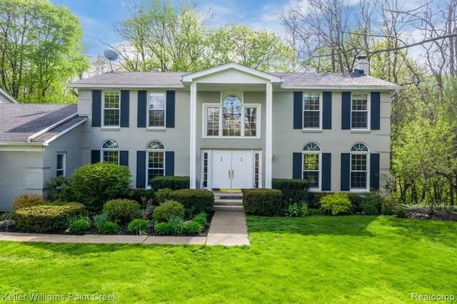 1501 Surria Court, Bloomfield Hills, MI 48304 (#2200049636) :: GK Real Estate Team