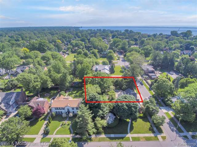 704 Lakepointe Street, Grosse Pointe Park, MI 48230 (#2200050032) :: Keller Williams West Bloomfield