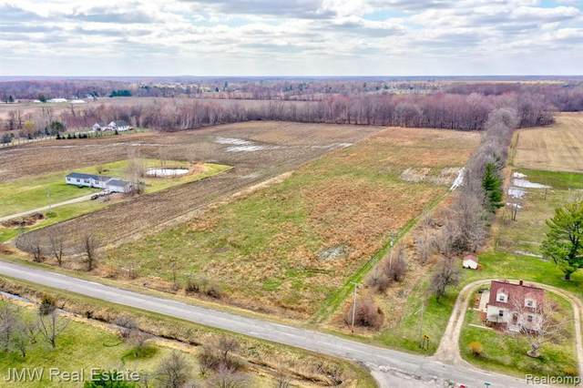 12000 S Block Road, Birch Run Twp, MI 48415 (#2200050134) :: GK Real Estate Team