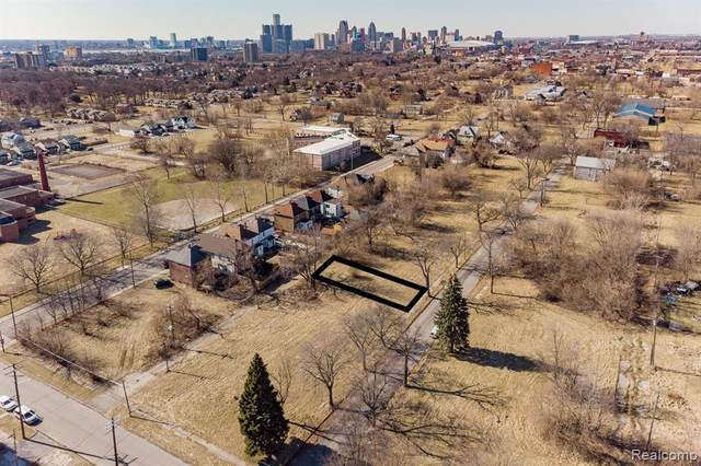 3430 Arndt Street, Detroit, MI 48207 (#2200051267) :: RE/MAX Nexus