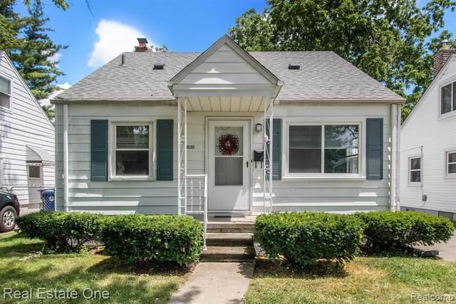 18286 Centralia, Redford Twp, MI 48240 (#2200051536) :: GK Real Estate Team