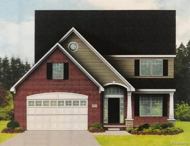 8599 Sawgrass Lane, White Lake Twp, MI 48386 (MLS #2200052304) :: The John Wentworth Group