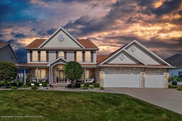 12704 Ospreys Way, Dewitt Twp, MI 48820 (#630000247563) :: GK Real Estate Team