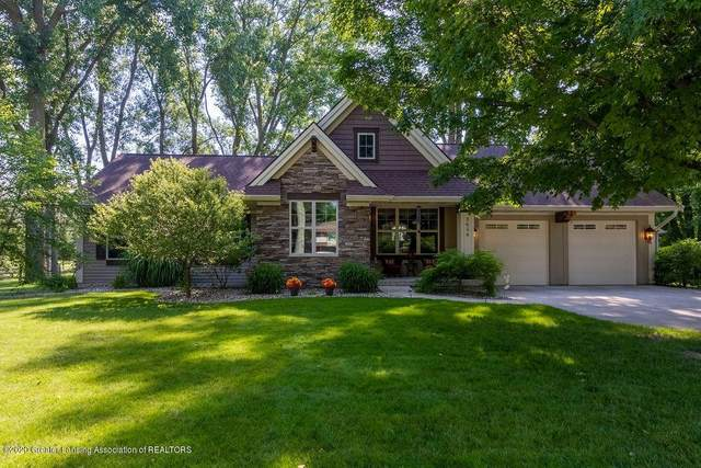 3656 Stagecoach Drive, Meridian Charter Twp, MI 48864 (#630000247618) :: Alan Brown Group