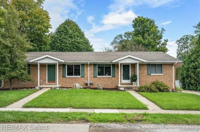 409 S Bristol St Con 1 And 2, Almont Vlg, MI 48003 (#2200053350) :: Robert E Smith Realty