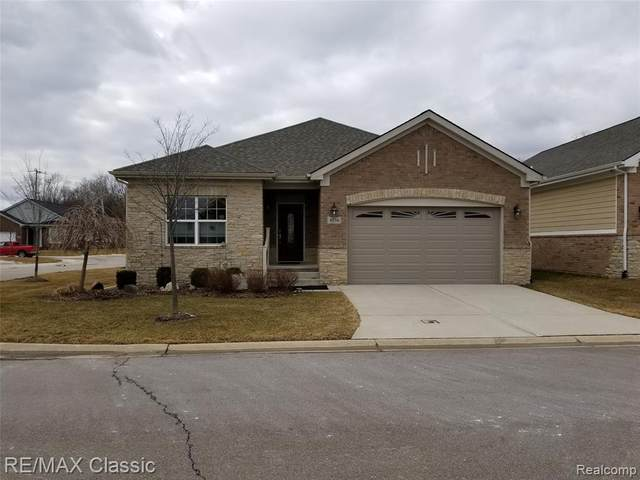 15382 Heritage Court #12, Northville Twp, MI 48170 (#2200053955) :: Novak & Associates