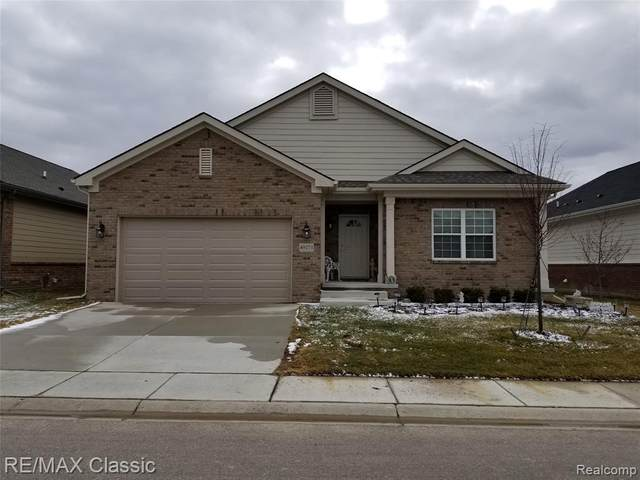 15350 Heritage Court #14, Northville Twp, MI 48170 (#2200053976) :: Novak & Associates