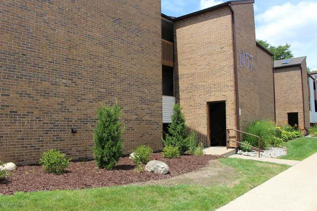 1457 E Pond Drive #20, Meridian Charter Twp, MI 48864 (#630000247792) :: The BK Agency
