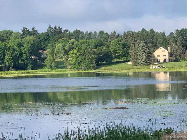 11829 Osprey Bay Road, Springfield Twp, MI 48350 (#2200057843) :: Real Estate For A CAUSE