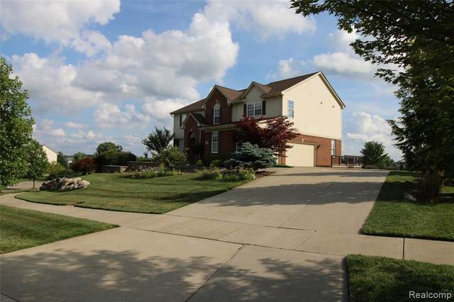 1003 Chelsea Boulevard, Oxford Twp, MI 48371 (MLS #2200058108) :: The John Wentworth Group
