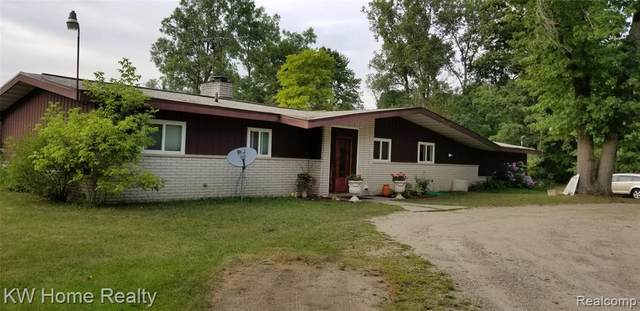 10850 Highland Road, White Lake Twp, MI 48386 (#2200058765) :: RE/MAX Nexus