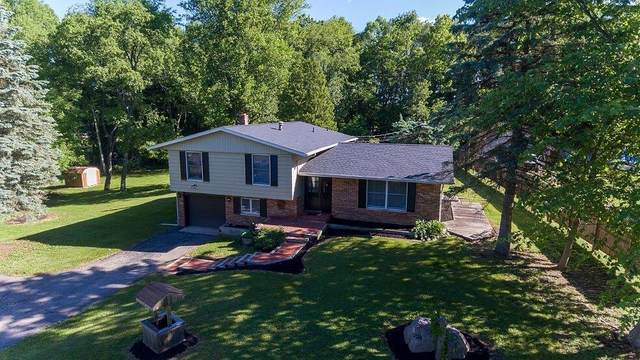 13782 Old Us-12, Chelsea, MI 48118 (MLS #543275155) :: The John Wentworth Group