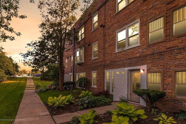 615 E Glenmoor Road 1A, East Lansing, MI 48823 (#630000248228) :: The Alex Nugent Team | Real Estate One
