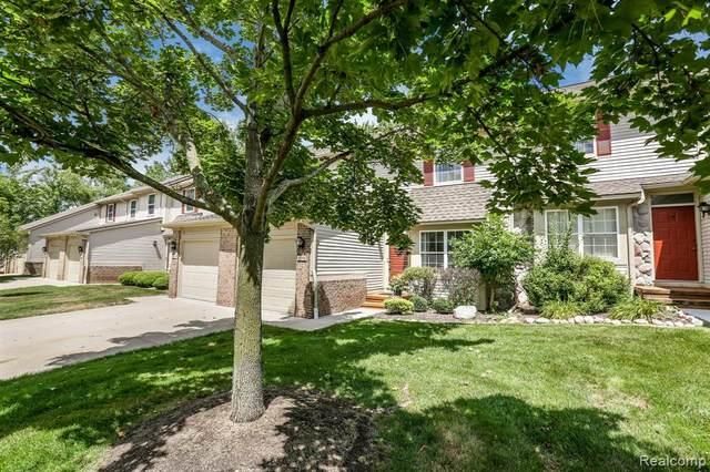 41772 Webster Court, Novi, MI 48377 (#2200060532) :: GK Real Estate Team