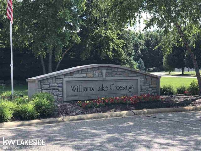 Lake Edge, Brighton Twp, MI 48114 (#58050019161) :: Duneske Real Estate Advisors