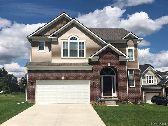 794 Reef, Canton Twp, MI 48187 (MLS #2200060834) :: The John Wentworth Group