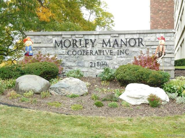 21800 Morley Avenue #803, Dearborn, MI 48124 (#2200060937) :: Alan Brown Group