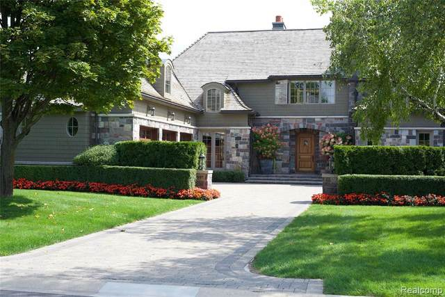 2937 Turtle Pond Court, Bloomfield Twp, MI 48302 (#2200062025) :: BestMichiganHouses.com