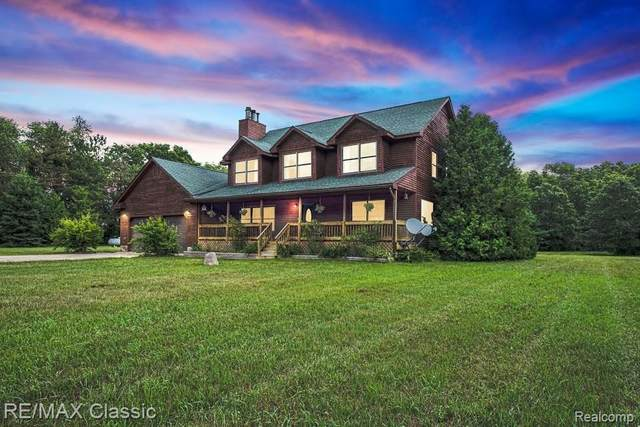 9240 White Road, Deerfield Twp, MI 48451 (#2200062155) :: The Alex Nugent Team | Real Estate One