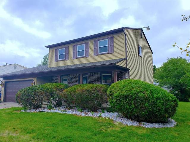 1824 Manchester Drive, Superior Twp, MI 48198 (MLS #543275386) :: The John Wentworth Group