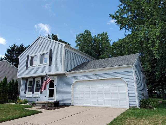2315 Provincial House Drive, Lansing, MI 48910 (MLS #630000248454) :: The Toth Team
