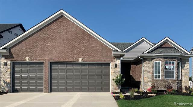 5073 Chatsworth Drive, Dundee Twp, MI 48131 (#2200062614) :: The BK Agency